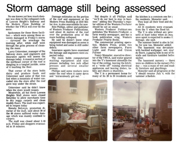 The History of the Saskatoon Crisis Nursery - News - Part 6